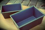 New loaf tins