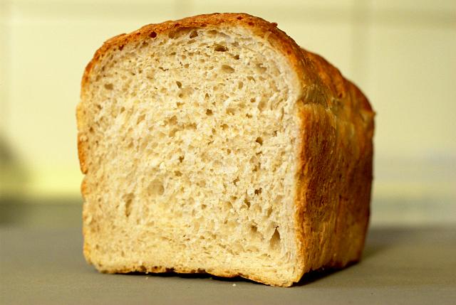 Over kneaded loaf